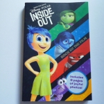 Inside Out: The Book of the Film (Disney-Pixar)