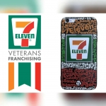 7-11 case iPhone 5/5S/SE
