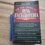 The New American Desk Encyclopedia (Third Edition/ Completely Revised and Updated)