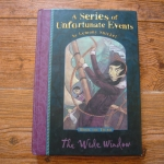 A Series of Unfortunate Events 3 (Book the Third : The Wide Window)