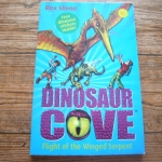 Dinosaur Cove 4: Flight of the Winged Serpent