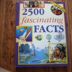 2500 Fascinating Facts