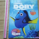 Disney-Pixar FINDING DORY Annual 2017