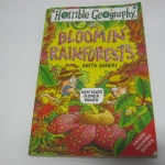 Horrible Geography: Bloomin' Rainforests
