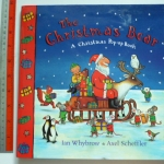 The Christmas Bear (Pop-up Book)