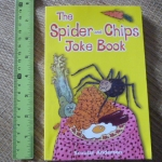 The Spider and Chips Joke Book
