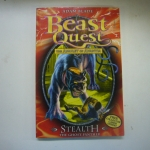 Beast Quest 24: STEALTH the Ghost Panther