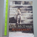Atonement (Shortlisted For The Booker Prize 2001)