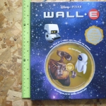 WALL-E (Disney-Pixar) Book and CD