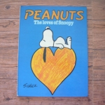 PEANUTS the Loves of Snoopy