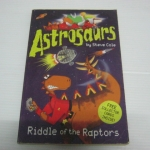 Astrosaurs: Riddle of the Raptors (ปกม่วง)