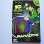 Ben 10 Alien Force Storybooks 3: Paradox