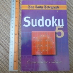 The Daily Telegraph: SUDOKU 5 (Connoisseur Edition)