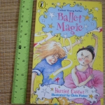 Ballet Magic (Colour Young Puffin)