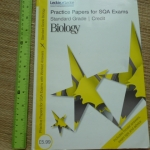 BIOLOGY: Practice Papers For SQA Exams/ Standard Grade/ Credit