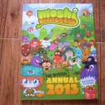 Moshi Monsters The Official Annual 2013