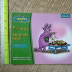 Pip's Pizza + Stitch the Witch (Oxford Read Write Inc., PHONICS)