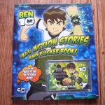Ben 10: All Action Stories and Flicker Book!