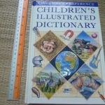 Children's Illustrated Dictionary (kingfisher Reference)