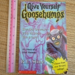 Give Yourself Goosebumps 10: Diary of a Mad Mummy