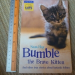 BUMBLE the Brave Kitten And Other true Stories About Fantastic Felines