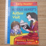 Horrid Henry's Author Visit (Early Reader)