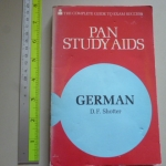 GERMAN (Pan Study Aids)