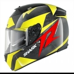 Shark Speed-R - Carbon Skin Series2 - Run - Yellow
