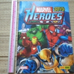 Marvel HEROES annual 2012