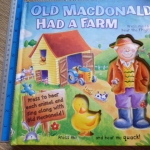 Old MacDonald Had a Farm (Sound Book)