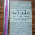 Discovering HALL MARKS on English Silver