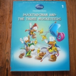 Ducktargnan and the Three Musketeers (Disney Literature Classics 1)