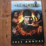 Merlin The Official 2013 Annual