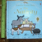 The Nativity (Usborne Touchy-Feely)