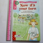 Now It's Your Turn (Read With Ladybird Book 7/ Level 2-Improve Reading)