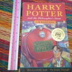 Harry Potter and the Philosopher's Stone (สภาพ 50-60%)