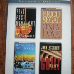 Five Past Midnight/ Only Love/ Three Wishes/ Guilt (Selected Editions Reader's Digest)