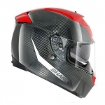 Shark Speed-R - Carbon Skin Series2 - Red