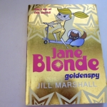 Jane Bond: Golden Spy
