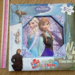 Disney FROZEN My First Puzzle Book (Jigsaw Book)