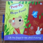 Peep-Po Magic Forest (Flap Book)