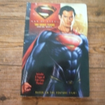 Man of Steel: The Early Years, Junior Novel