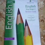 ENGLISH Key Stage 2 Revision Guide (Key Stage 2 National Tests)