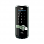 LOXguard Digital Door Lock รุ่น Milre MI-430SD (Code+Card+Digital Key) - สีดำ