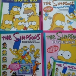The Ultimate SIMPSONS In A BIG OL' Box (A Complete Guide to Our Favourite Family Seasons 1-12)