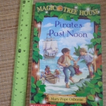 Magic Tree House 4: Pirates Past Noon