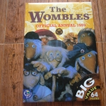 The Wombles Official Annual 1999