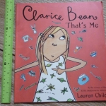 Clarice Bean That's Me (Paperback)