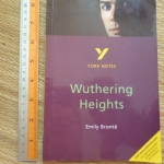 Wuthering Heights (York Notes)