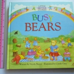 Busy Bears (Little Bedtime Stories)